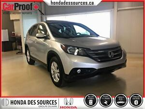 2013 Honda CR-V EX AWD * 4X4 * Bluetooth * Sieges Chauffants *
