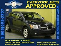 2007 Dodge Caliber SXT * 2 Years Warranty * Great for Financing