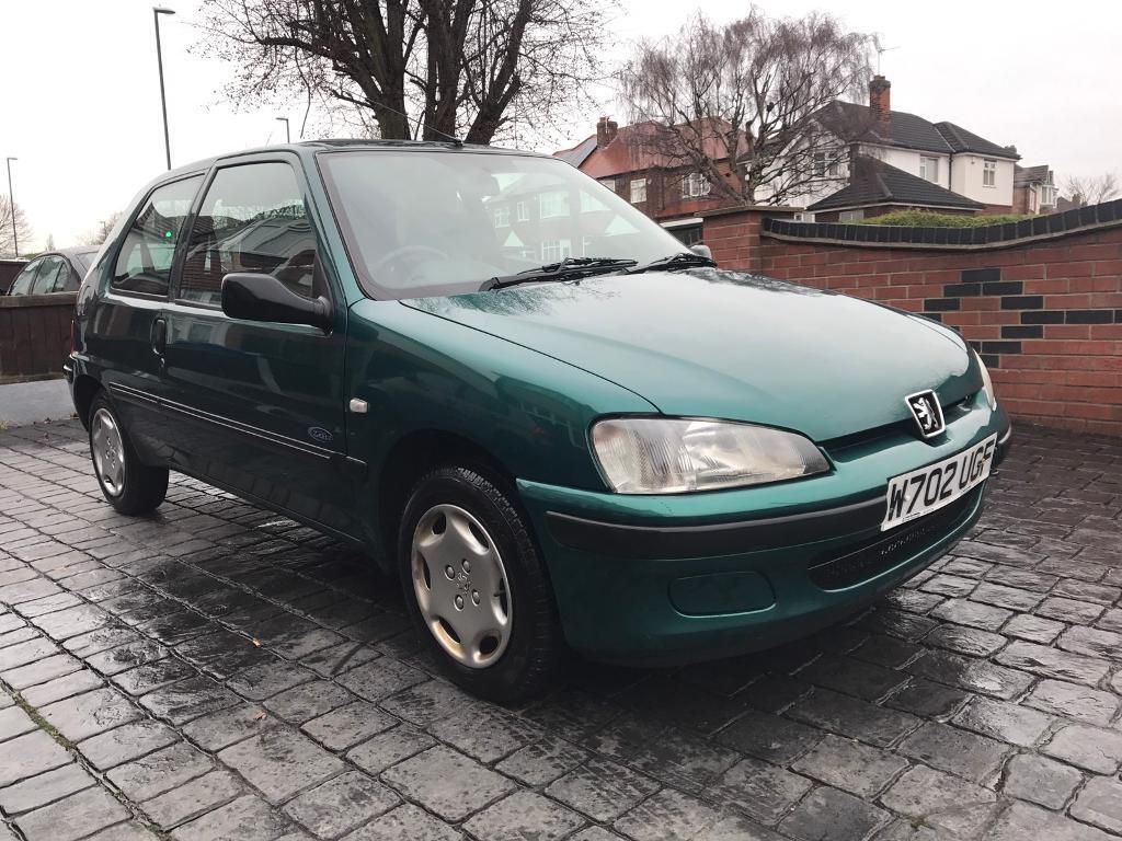 Peugeot 106 1.1 Zest 2 (2000) - **HPI CLEAR/3 PREV