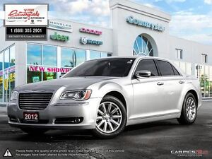 2012 Chrysler 300 Limited *DUAL PANORAMIC ROOF!*