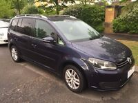 Volkswagen Touran 1.6 TDI BlueMotion 2011 SE MPV 5dr 7 Seater *Gearbox/Clutch Need Repair* 1 YR MOT!