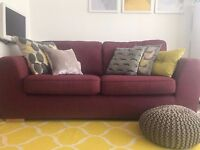 3 seater sofa - Quick sell