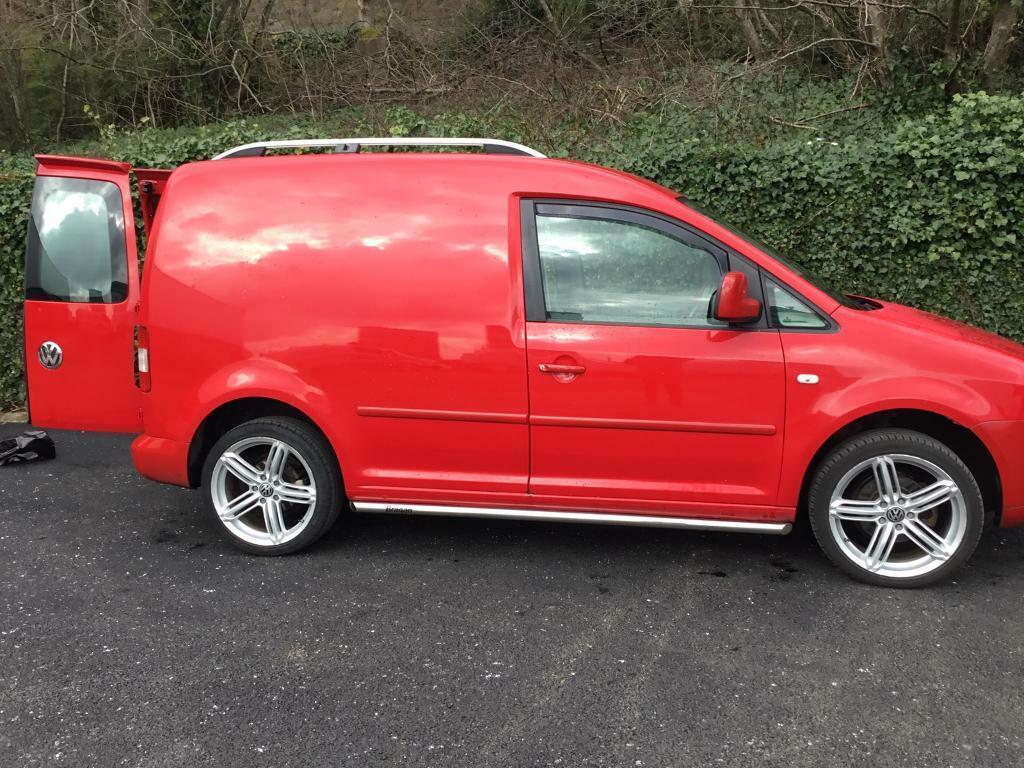 Vw caddy SDI | in East Dunbartonshire | Gumtree