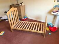 Cot Toddler Bed Lucia Mamas & Papas