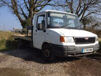 Spares or repair engine good and good bed