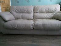 Grey sofa 3 seater GPlan