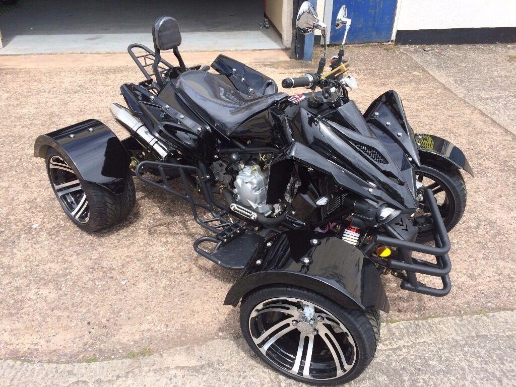 Brand New 2017 300cc Road Legal Automatic Quad Bike 17 Plate
