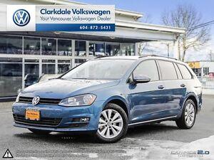2015 Volkswagen Golf SportWagen 4dr DSG TDI Comfortline