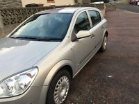 2 x Vauxhall Astra 2007 1.6 & 1.4 Petrol Beige MOT 1 Year Mot