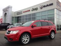 2015 Dodge Journey Limited With DVD