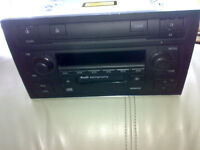 original cd player radio tape for audi a6 or anther audi mobile 07425624952