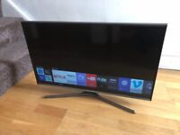 "Samsung 32"" Full hd smart led WiFi tv. Excellent condition all around. £190 NO OFFERS.CAN DELIVER"