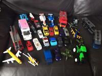 Kids car & plane bundle