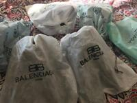 Balencigas avalible sizes and colours avalible