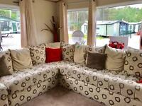 STATIC CARAVAN FOR SALE ON THE WEST COAST OF SCOTLAND