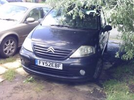 CITROEN C3 SX, MINT CONDITION, 10 MONTHS MOT, DRIVES LIKE NEW,
