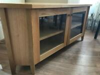 Wooden Corner TV Unit / Stand