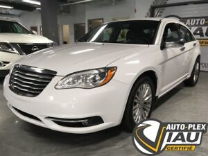 2012 Chrysler 200 LIMITED - CUIR - TOIT - MAGS - BLUETOOTH