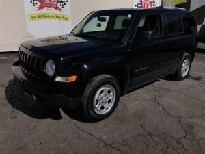 2016 Jeep Patriot North Edition, Automatic, Power Group, 4x4