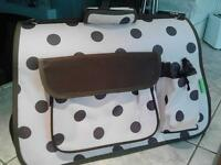 Cat Or Small Dog carrier only £10