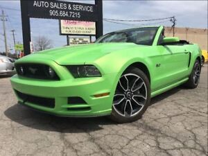 2014 Ford Mustang GT   GOTTA HAVE IT GREEN!!!!