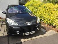 Peugeot 307 SW 1.6 HDI/110 Diesel 9 monts MOT £850 just this week !