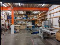 Spacious Cooperative Creative Studio / Workspace / Workshop / Office Space / East London / Hackney