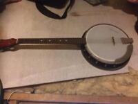 Ukelele banjo