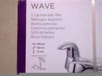 Quality bath mixer taps BRAND NEW in box ONLY £39 !!!