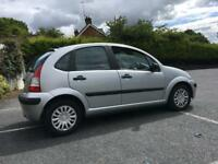 2008 Citroen c3 1.4 petrol mot April 2019 excellent car