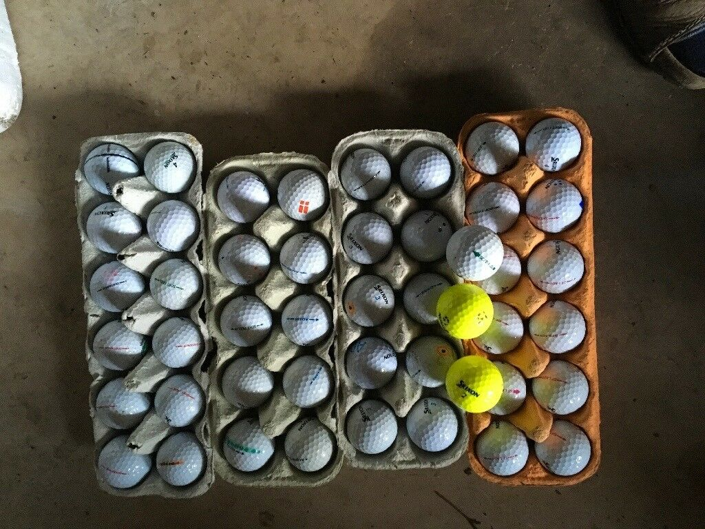 Srixon golf balls X 48