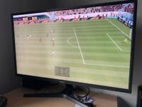 "32"" 4k Samsung monitor"