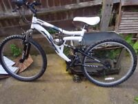 Mint condition new bike only used a couple time in Handsworth