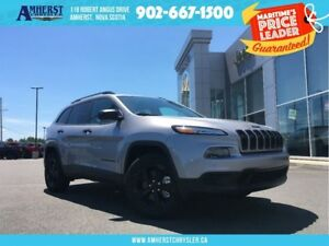 2018 Jeep Cherokee ALTITUDE 4X4 LOW PAYMENTS 4 CYL