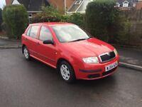 2004 Skoda Fabia 1.2 Petrol Manual Hatchback