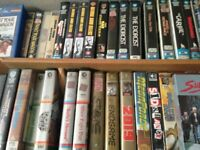 wanted (vhs and betamax ) video tapes ( horror, thrillers ,E.T.C. early 1980's rental tapes