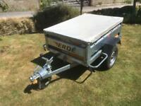 Camping and tipping Trailer