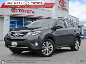 2015 Toyota RAV4 AWD Limited