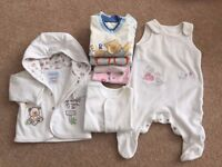 Baby Girl Clothes Bundle 0-3 mth