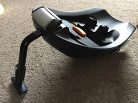 ISOFIX CYBEX ATON BASE FIX - FOR USE WITH CAR SEAT - USED BUT IN GREAT CONDITION - £45