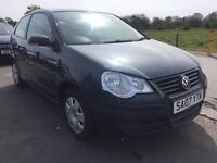 SALE! Bargain vw Volkswagen polo, full years MOT, low miles ready to go