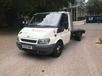2004 Ford Transit Recovery Tow Truck 2.4 Diesel Lwb 125 bhp New Mot Ready to work