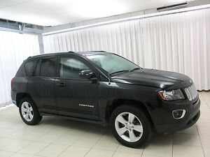 2016 Jeep Compass AN EXCLUSIVE OFFER FOR YOU!!! HIGH ALTITUDE 4x