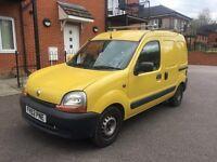 RENAULT KANGOO 1.5 DCI YELLOW VAN PX WELCOME NO VAT