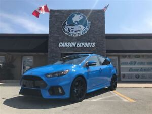 2016 Ford Focus WOW WON'T LAST RS! FINANCING AVAILABLE!