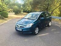 Vauxhall Zafira 7 seater car ***BARGAIN MULTI SEATER *** CHEAP FAMILY CAR!!! ***