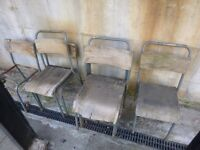 Free chairs and various furniture