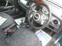 Mini One,1598 cc 3 door hatchback,nice clean tidy car,runs and drives very well,alloys.A/C,