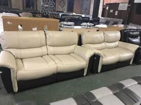 Ex display 3+2 recliner sofas