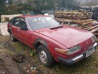 Rover sd1 2.3 4 speed manual